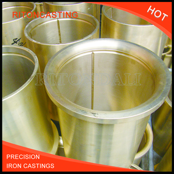 Precision Copper Casting